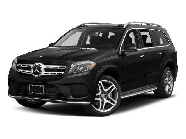 2017 Mercedes-Benz GLS GLS 550 GLS 550 4MATIC SUV Twin Turbo Premium Unleaded V-8 4.7 L/285 [6]