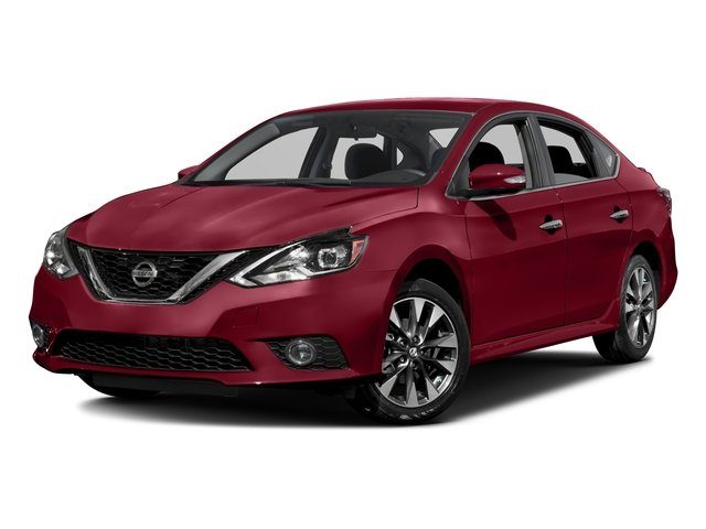 2017 Nissan Sentra SR SR CVT Regular Unleaded I-4 1.8 L/110 [3]