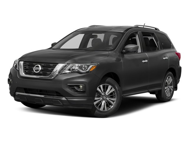 2017 Nissan Pathfinder SV Four Wheel Drive Power Steering ABS 4-Wheel Disc Brakes Brake Assist