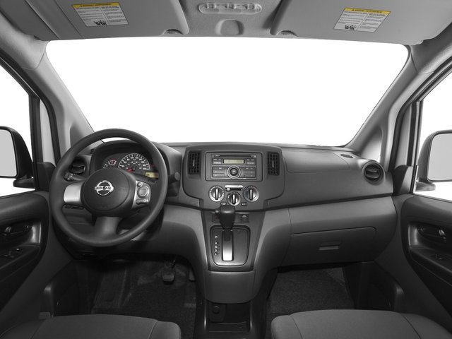2017 NISSAN NV200 COMPACT CARGO S 9