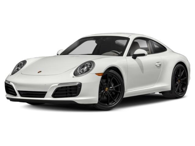 2017 Porsche 911 Carrera Carrera Coupe Twin Turbo Premium Unleaded H-6 3.0 L/182 [0]
