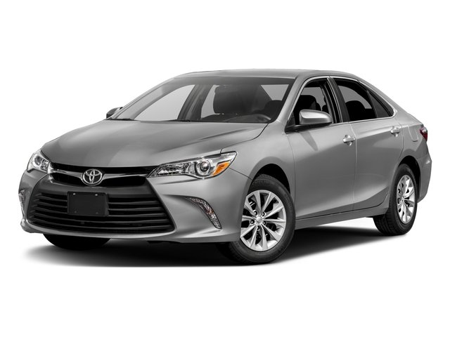2017 Toyota Camry XLE XLE Auto Regular Unleaded I-4 2.5 L/152 [4]