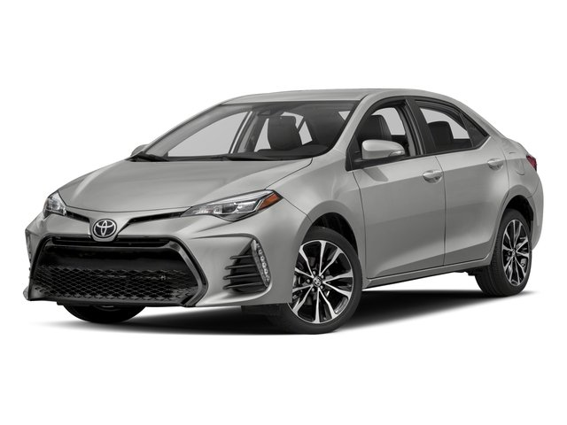 2017 Toyota Corolla SE  Regular Unleaded I-4 1.8 L/110 [8]