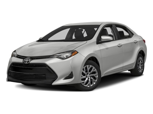 2017 Toyota Corolla LE LE CVT Regular Unleaded I-4 1.8 L/110 [6]