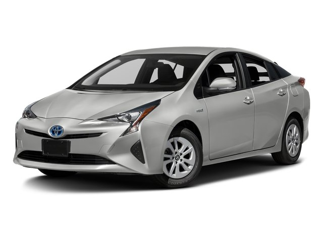 2017 Toyota Prius Four Four Gas/Electric I-4 1.8 L/110 [1]