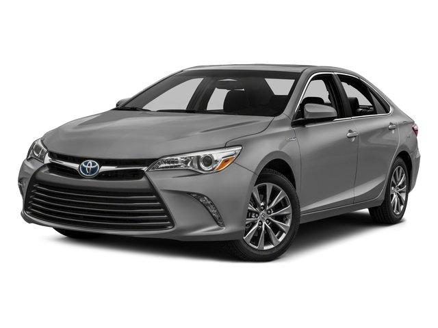 2017 Toyota Camry Hybrid XLE Hybrid XLE CVT Gas/Electric I-4 2.5 L/152 [6]