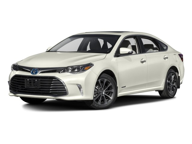 2017 Toyota Avalon Limited  Gas/Electric I-4 2.5 L/152 [8]