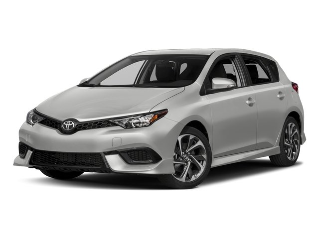 2017 Toyota Corolla iM Base  Regular Unleaded I-4 1.8 L/110 [13]