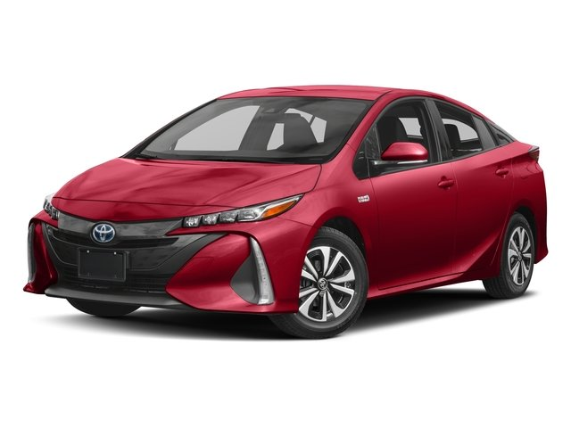 2017 Toyota Prius Prime Advanced Advanced Gas/Electric I-4 1.8 L/110 [3]