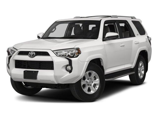 2017 Toyota 4Runner SR5 Premium SR5 Premium 4WD Regular Unleaded V-6 4.0 L/241 [1]