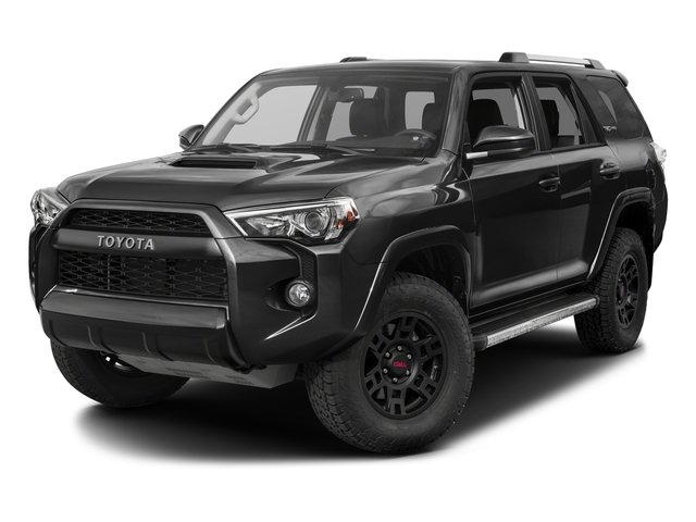 2017 Toyota 4Runner TRD Pro Four Wheel Drive LockingLimited Slip Differential Tow Hitch Power S