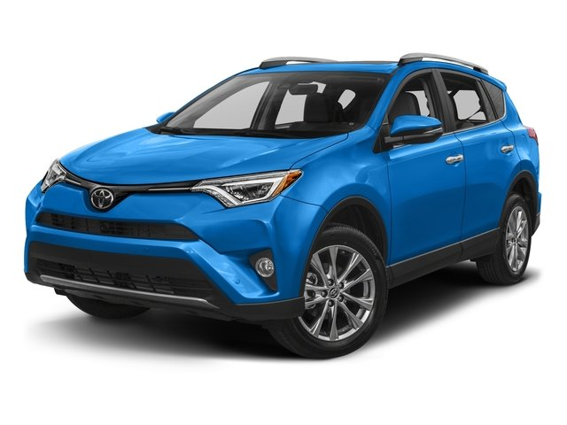 2017 Toyota Rav4 Limited Limited FWD Regular Unleaded I-4 2.5 L/152 [1]
