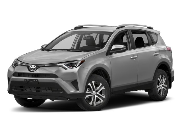2017 Toyota Rav4 LE LE FWD Regular Unleaded I-4 2.5 L/152 [0]