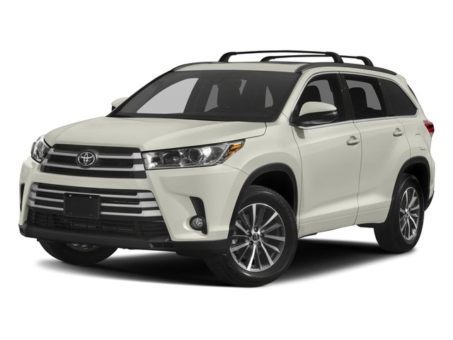2017 Toyota Highlander XLE XLE V6 FWD Regular Unleaded V-6 3.5 L/211 [8]