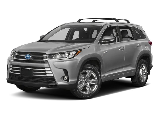 2017 Toyota Highlander XLE Hybrid XLE V6 AWD Gas/Electric V-6 3.5 L/211 [1]