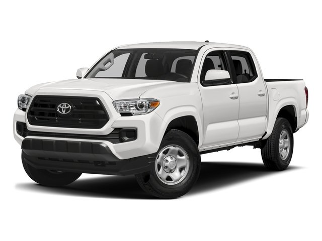 2017 Toyota Tacoma SR SR Double Cab 5' Bed V6 4x4 AT Regular Unleaded V-6 3.5 L/211 [1]