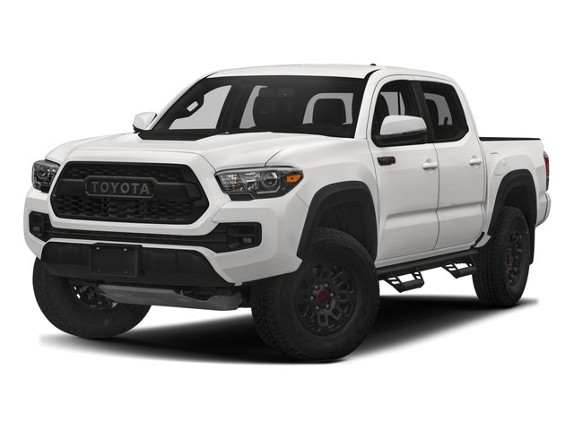 2017 Toyota Tacoma SR5 Double Cab Long Bed V6 6AT 4WD  Regular Unleaded V-6 3.5 L/211 [5]