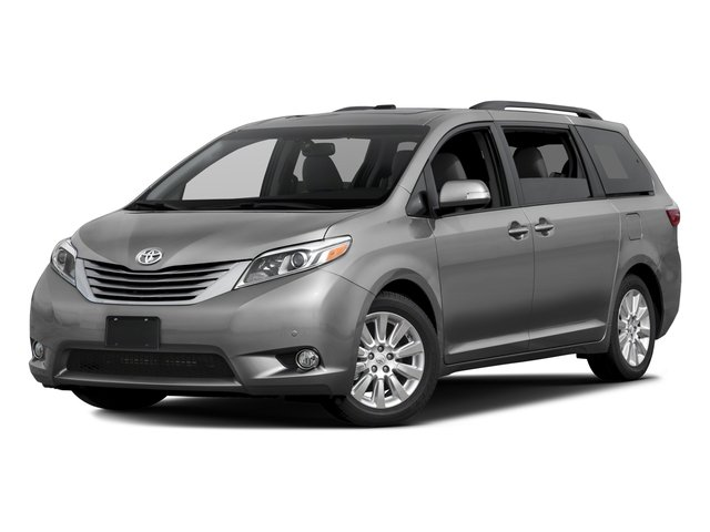 2017 Toyota Sienna Limited Premium Limited Premium FWD 7-Passenger Regular Unleaded V-6 3.5 L/211 [22]