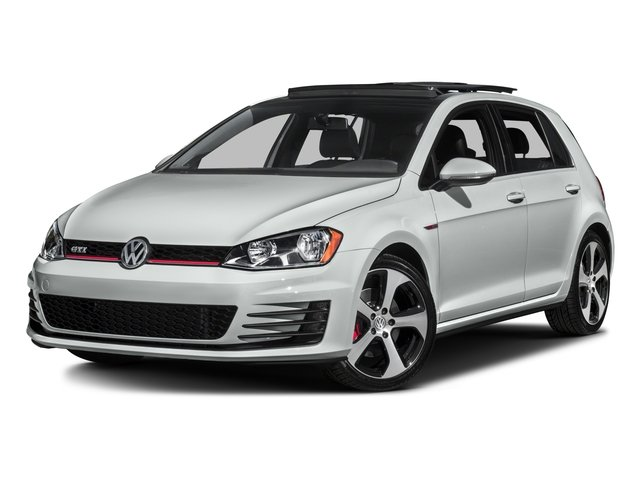 2017 Volkswagen Golf GTI S 2.0T 4-Door S DSG Intercooled Turbo Premium Unleaded I-4 2.0 L/121 [5]