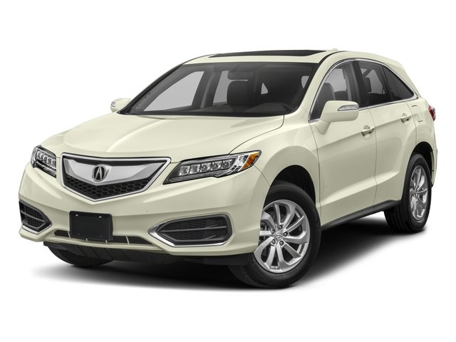 2018 Acura RDX Base FWD Premium Unleaded V-6 3.5 L/212 [1]