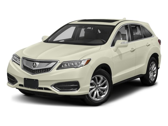2018 Acura RDX 6-Spd AT  Premium Unleaded V-6 3.5 L/212 [0]
