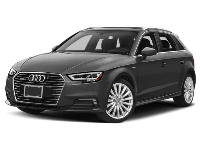 2018 Audi A3 Sportback e-tron Premium 1.4 TFSI  PHEV Premium Intercooled Turbo Gas/Electric I-4 1.4 L/85 [1]
