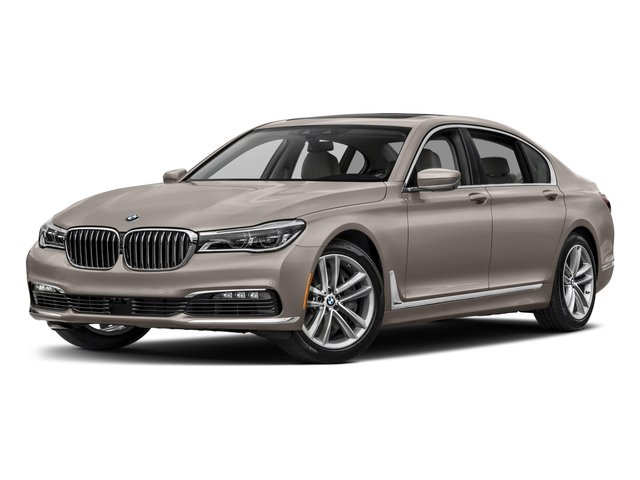 2018 BMW 7 Series 750i 750i Sedan Twin Turbo Premium Unleaded V-8 4.4 L/268 [2]