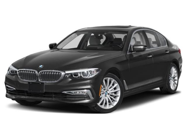 2018 BMW 5 Series 530i 530i Sedan Intercooled Turbo Premium Unleaded I-4 2.0 L/122 [1]