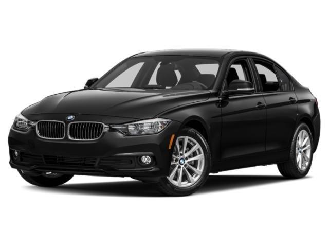 2018 BMW 3 Series 320i xDrive 320i xDrive Sedan Intercooled Turbo Premium Unleaded I-4 2.0 L/122 [18]