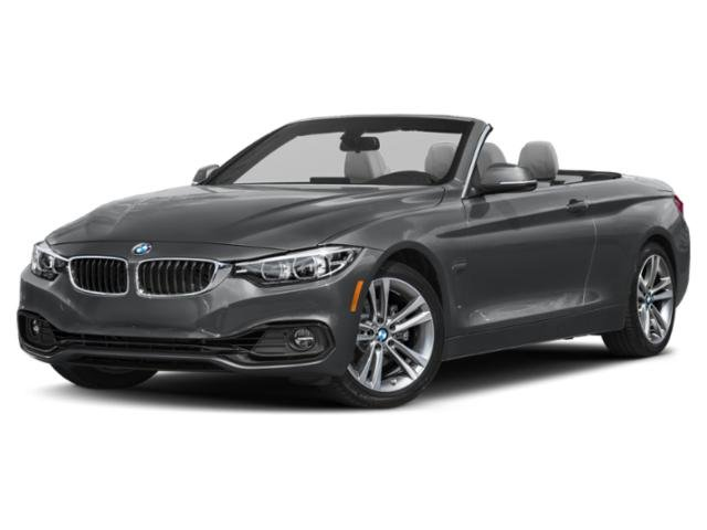 2018 BMW 4 Series 430i 430i Convertible Intercooled Turbo Premium Unleaded I-4 2.0 L/122 [0]