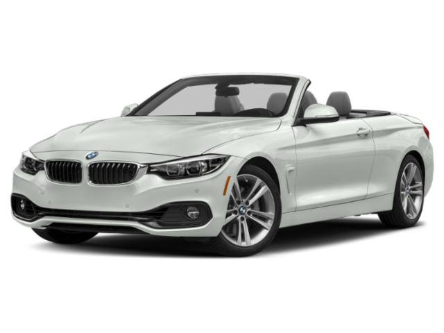 2018 BMW 4 Series 440i 440i Convertible Intercooled Turbo Premium Unleaded I-6 3.0 L/183 [5]