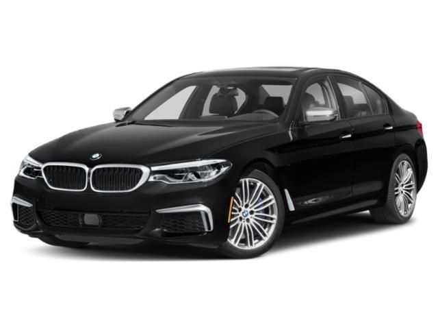 2018 BMW 5 Series M550i xDrive M550i xDrive Sedan Twin Turbo Premium Unleaded V-8 4.4 L/268 [7]