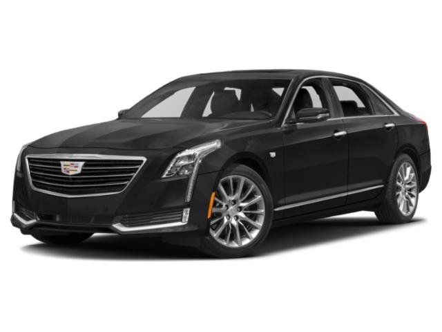 2018 Cadillac CT6 Premium Luxury AWD 4dr Sdn 3.0L Turbo Premium Luxury AWD Turbocharged Gas V6 3.0L/182 [4]