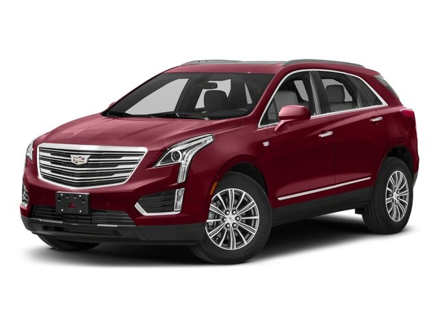 2018 Cadillac XT5 Luxury FWD Front Wheel Drive Power Steering ABS 4-Wheel Disc Brakes Aluminum