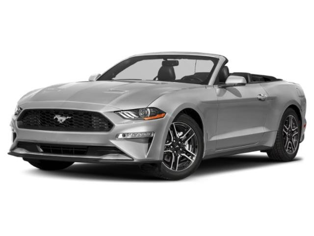 2018 Ford Mustang EcoBoost Premium Convertible  Intercooled Turbo Premium Unleaded I-4 2.3 L/140 [4]