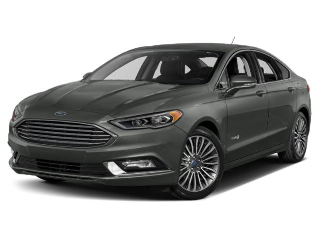 2018 Ford Fusion Hybrid Titanium Titanium FWD Gas/Electric I-4 2.0 L/122 [18]