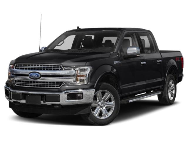 2018 Ford F-150 XLT SuperCrew 5.5-ft. Bed 4WD  Twin Turbo Regular Unleaded V-6 2.7 L/164 [10]