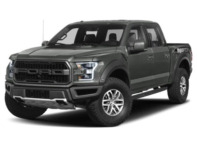 2018 Ford F-150 Raptor Raptor 4WD SuperCrew 5.5′ Box Twin Turbo Regular Unleaded V-6 3.5 L/213 [1]