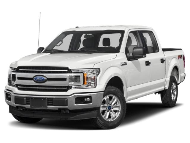 2018 Ford F-150 XLT XLT 2WD SuperCrew 5.5' Box Regular Unleaded V-6 3.3 L/204 [1]