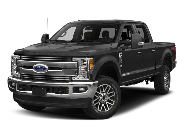 2018 Ford Super Duty F-250 SRW LARIAT  Regular Unleaded V-8 6.2 L/379 [8]
