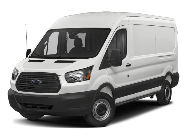"""2018 Ford Transit Van Hi Top T-250 148"""" Med Rf 9000 GVWR Sliding RH Dr Twin Turbo Regular Unleaded V-6 3.5 L/213 [0]"""