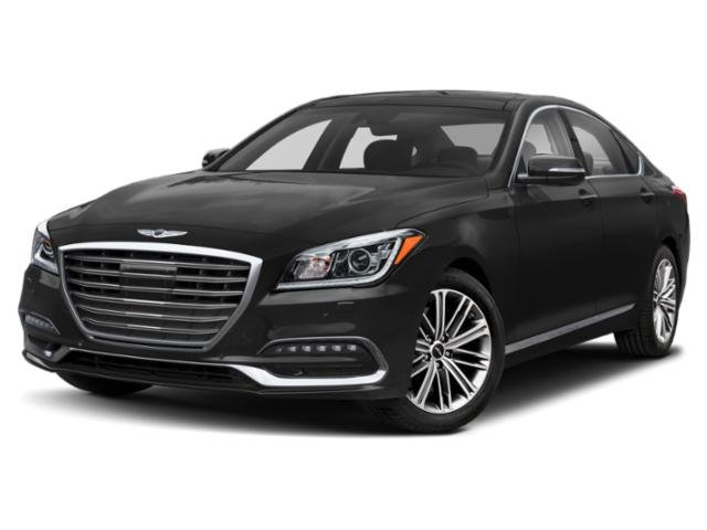 2018 Genesis G80 3.8L  Regular Unleaded V-6 3.8 L/231 [0]