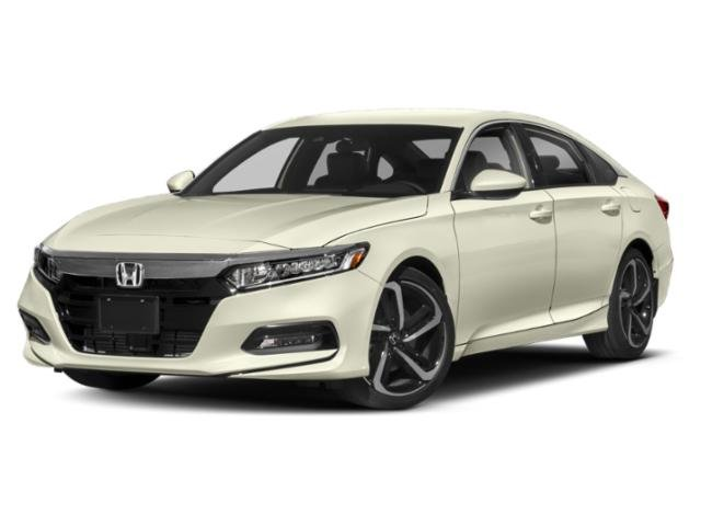 2018 Honda Accord Sedan Sport 1.5T Sport 1.5T CVT Intercooled Turbo Regular Unleaded I-4 1.5 L/91 [2]