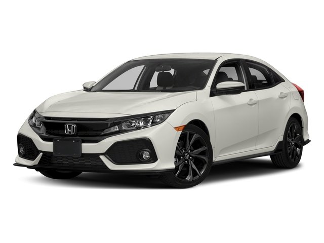 2018 Honda Civic Sport Sport Manual Intercooled Turbo Premium Unleaded I-4 1.5 L/91 [0]