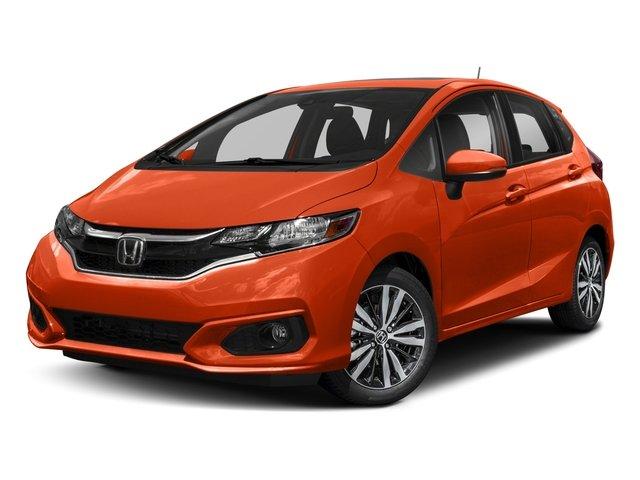 2018 Honda Fit EX-L EX-L CVT Regular Unleaded I-4 1.5 L/91 [18]
