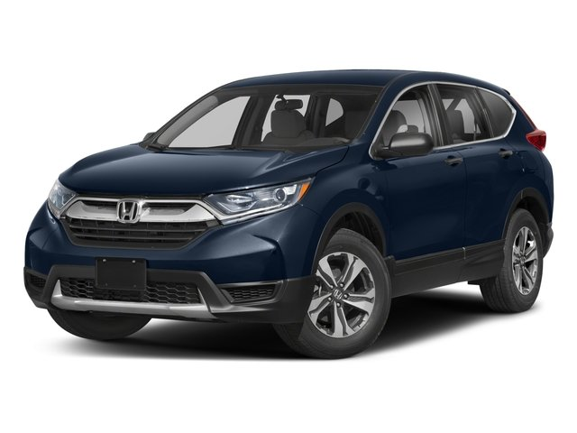 2018 Honda CR-V LX LX AWD Regular Unleaded I-4 2.4 L/144 [0]