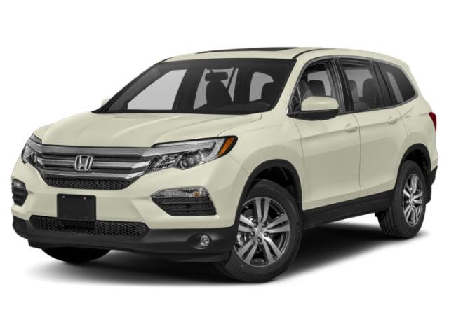 2018 Honda Pilot EX-L EX-L AWD Regular Unleaded V-6 3.5 L/212 [0]