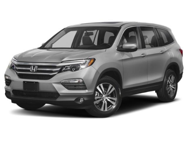 2018 Honda Pilot EX-L EX-L w/Navigation AWD Regular Unleaded V-6 3.5 L/212 [21]