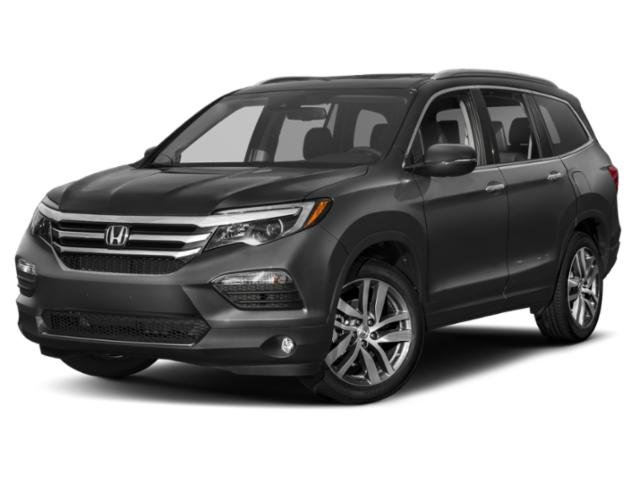 2018 Honda Pilot Touring Touring 2WD Regular Unleaded V-6 3.5 L/212 [7]