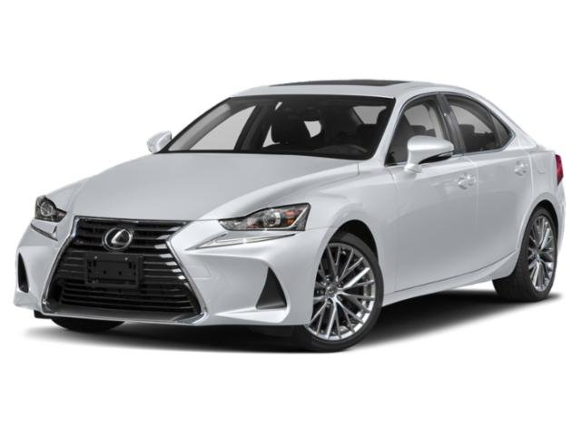 2018 Lexus IS 300  Intercooled Turbo Premium Unleaded I-4 2.0 L/122 [4]